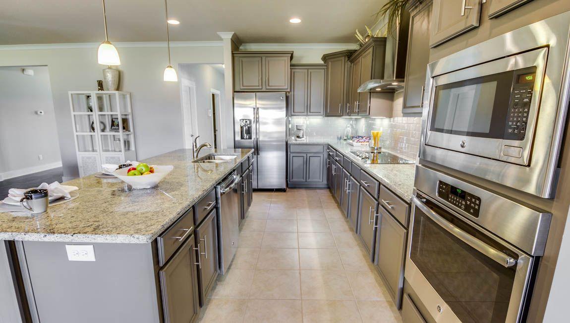 Kitchen featured in The Mckenzie By D.R. Horton in Biloxi, MS