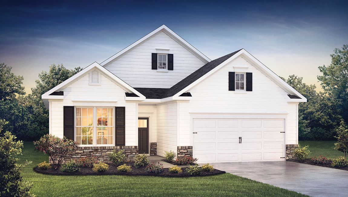 Exterior featured in the Bristol By D.R. Horton in Philadelphia, NJ