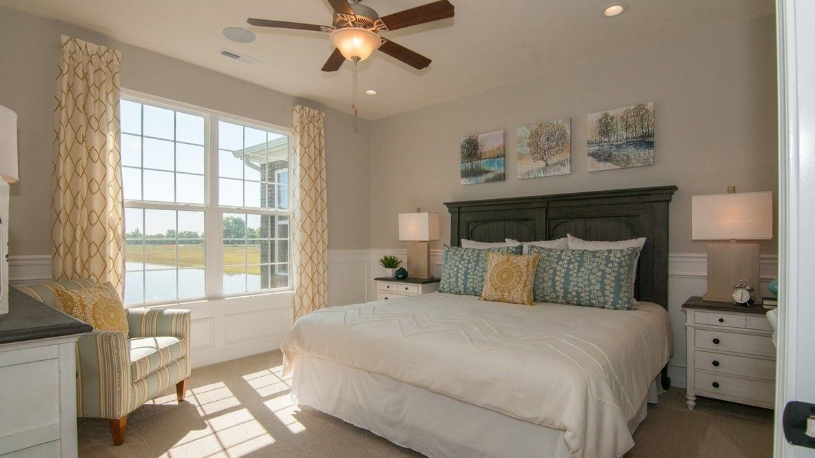 Bedroom featured in the Barrymoor By D.R. Horton in Indianapolis, IN