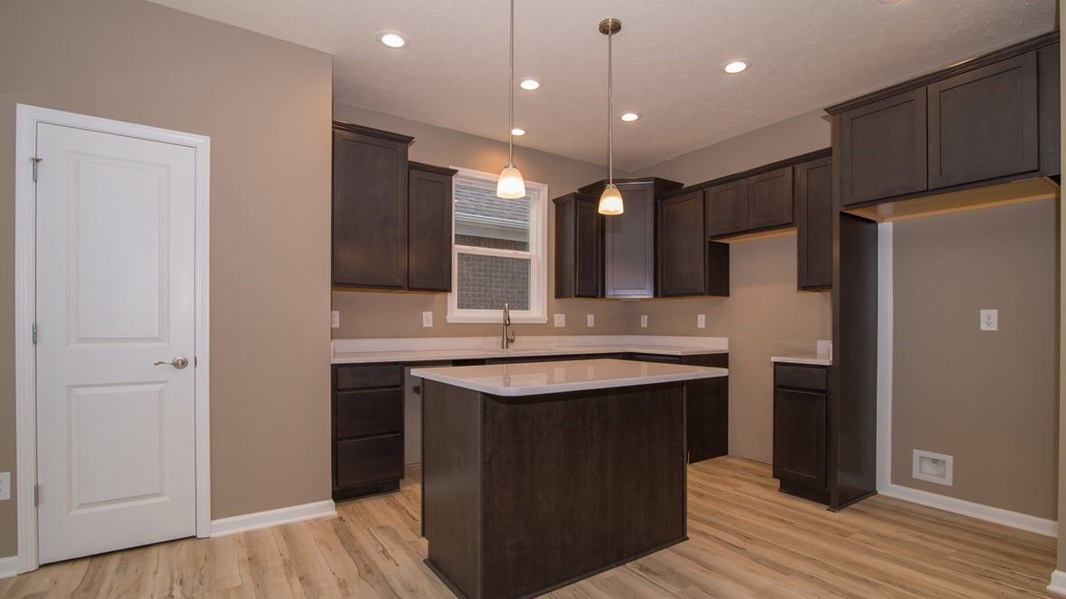 Kitchen featured in the Hollister By D.R. Horton in Indianapolis, IN