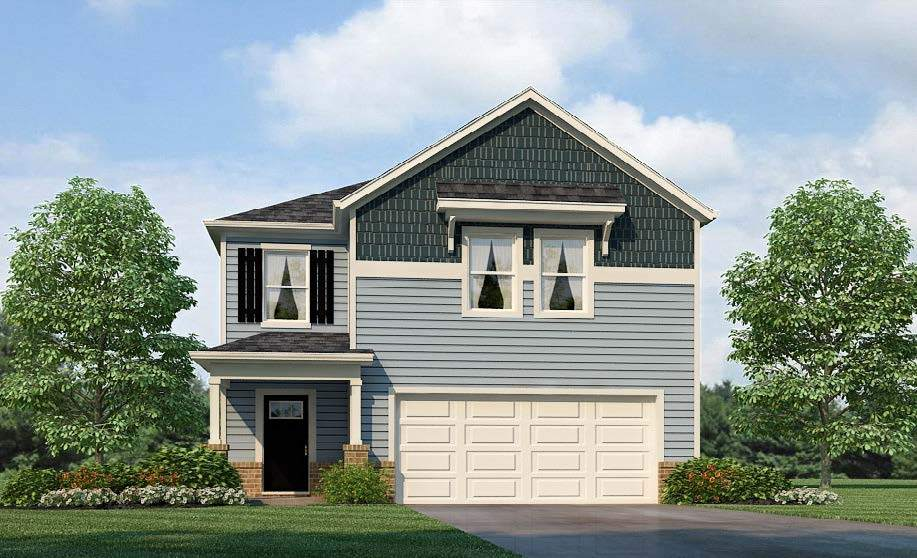 Exterior featured in the CABRAL By D.R. Horton in Nashville, TN