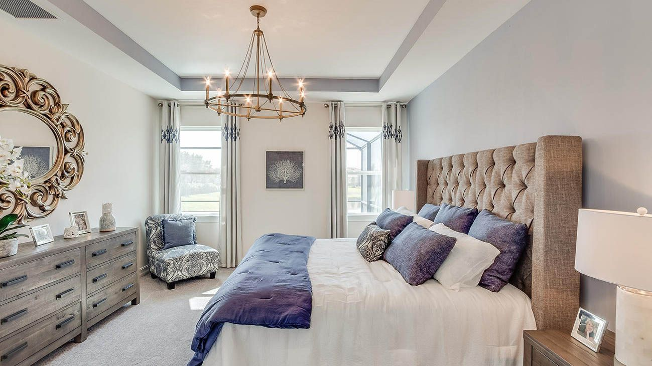 Bedroom featured in The Destin By D.R. Horton in Biloxi, MS