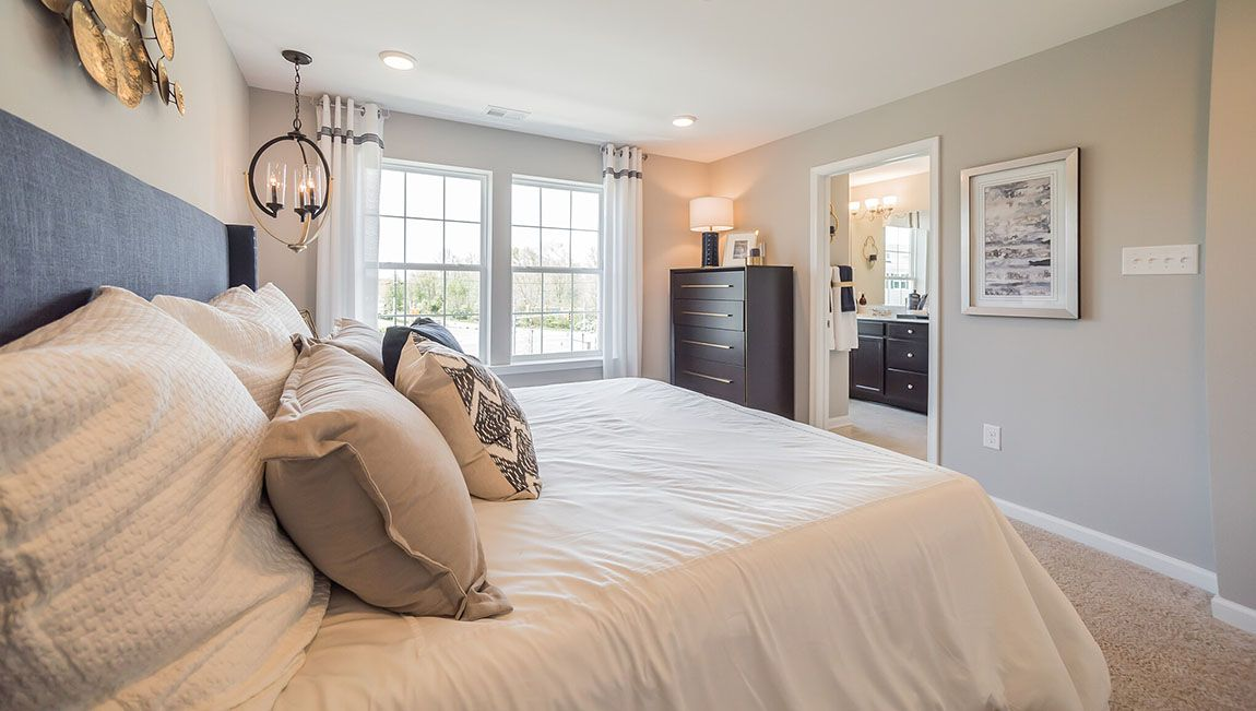Bedroom featured in the Nash By D.R. Horton in Ocean County, NJ