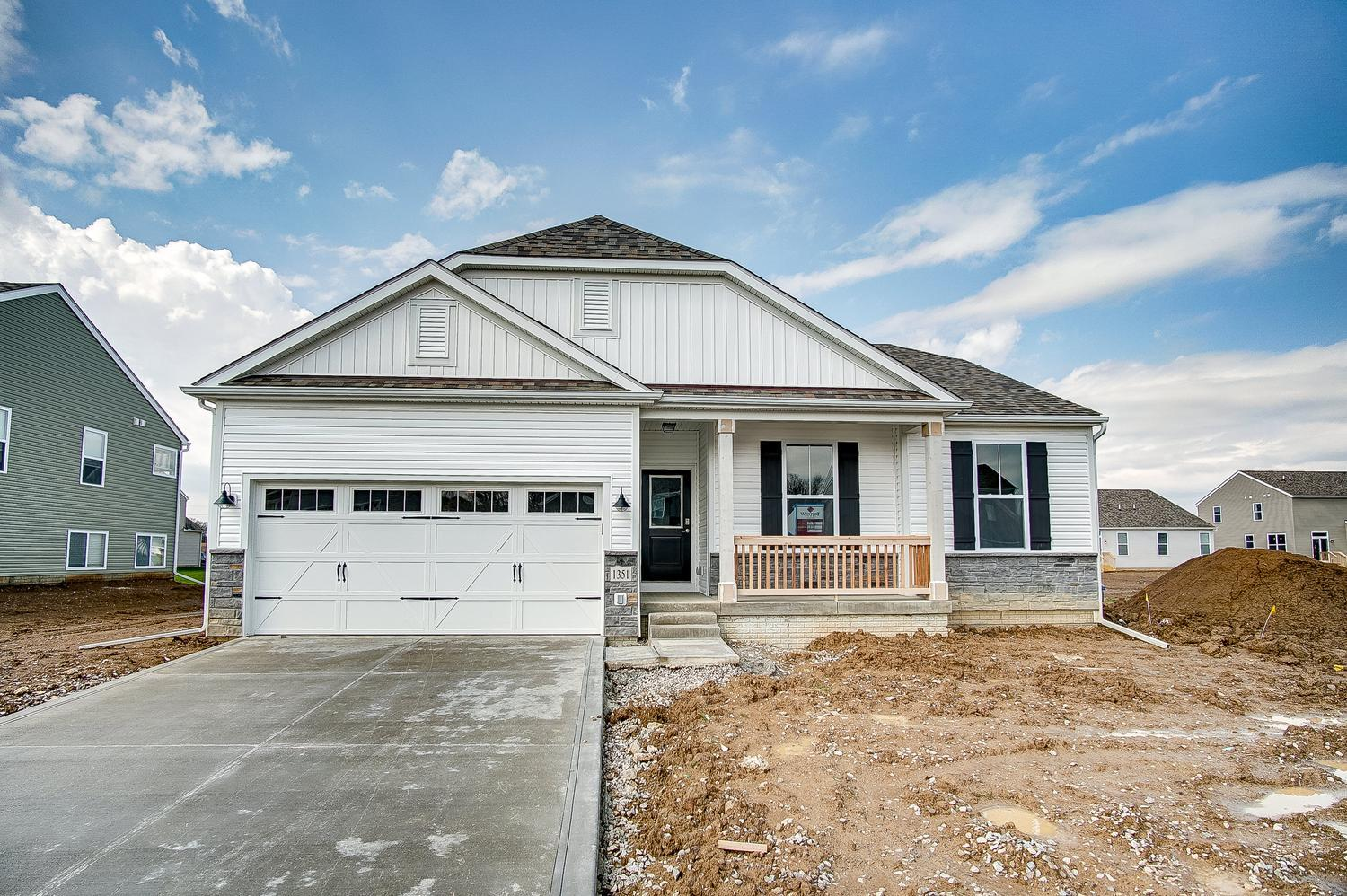 New Homes In Marysville Oh 113