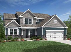 Fairfield - Braumiller Woods: Delaware, Ohio - D.R. Horton