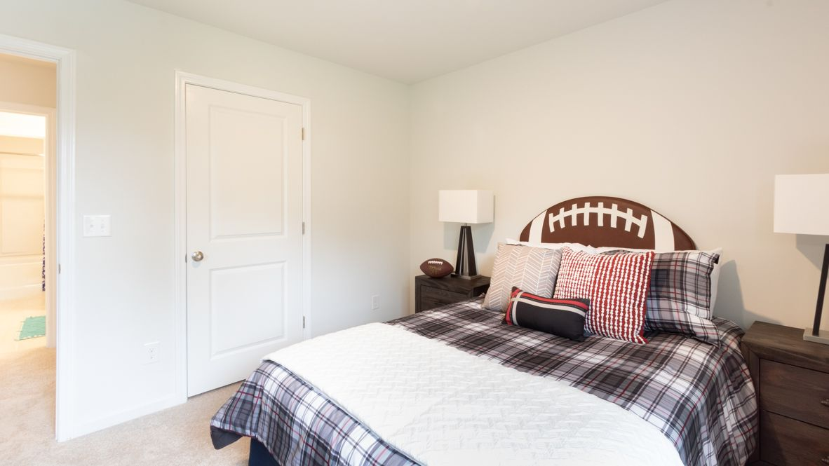 Bedroom featured in the ROBIE (H) By D.R. Horton in Charleston, SC