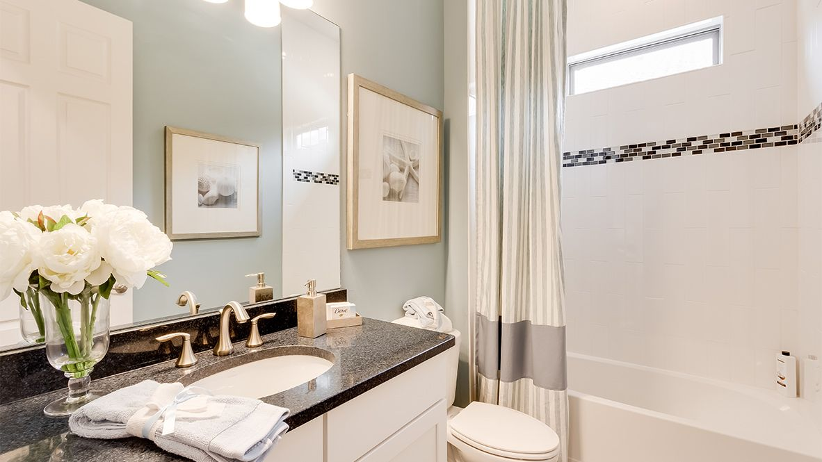 Bathroom featured in the Wheaton - D.R. Horton By D.R. Horton in Fort Myers, FL