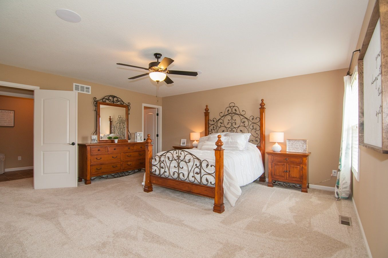 Bedroom featured in the Denali By D.R. Horton in Fort Wayne, IN
