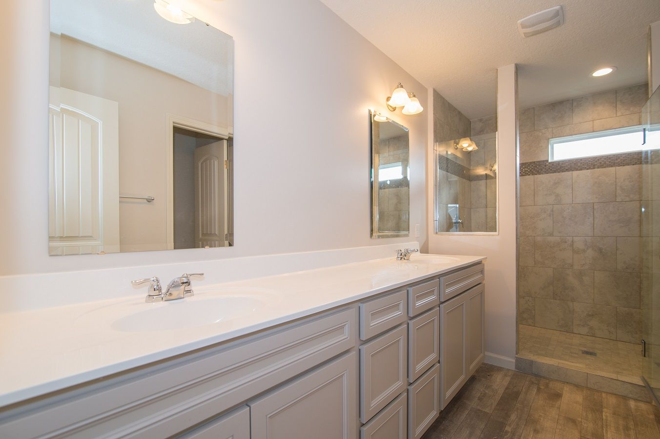 Bathroom featured in the McKinley By D.R. Horton in Fort Wayne, IN