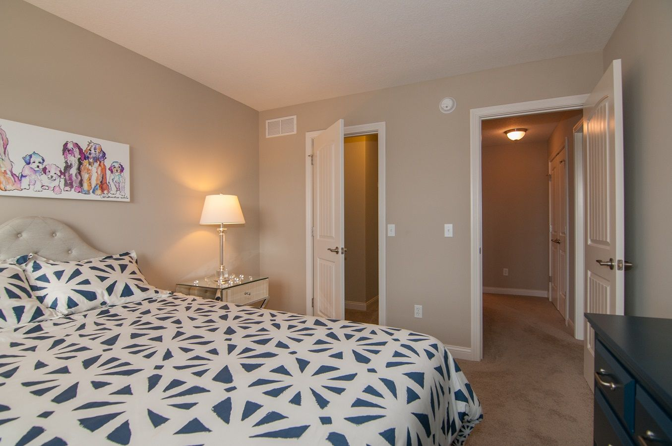 Bedroom featured in the Savannah By D.R. Horton in Fort Wayne, IN
