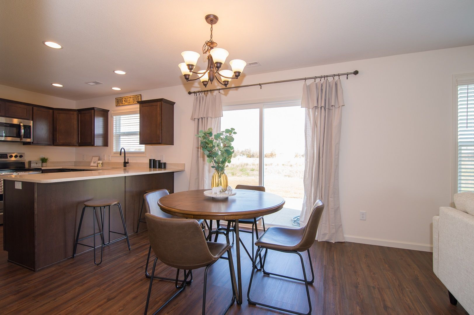 Kitchen featured in the Dover By D.R. Horton in Fort Wayne, IN