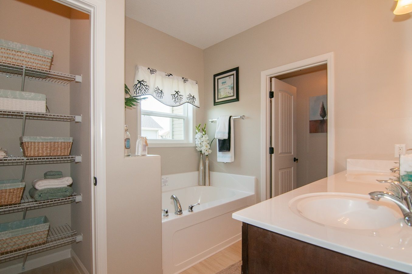 Bathroom featured in the Addison By D.R. Horton in Fort Wayne, IN