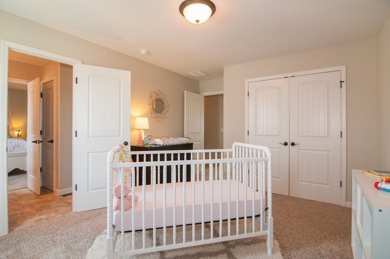 Bedroom featured in the Addison By D.R. Horton in Fort Wayne, IN
