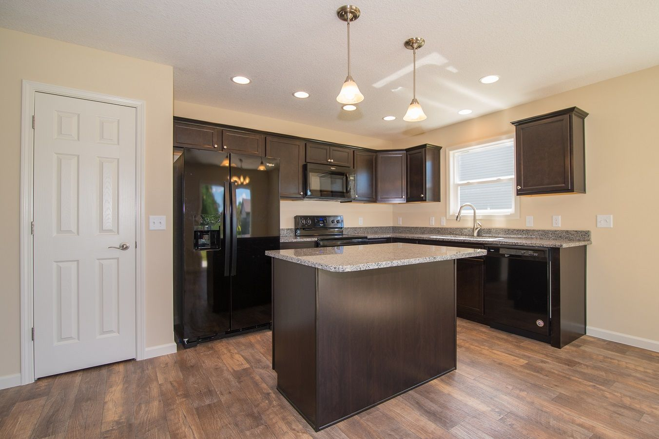 Kitchen featured in the Hollister II By D.R. Horton in Fort Wayne, IN