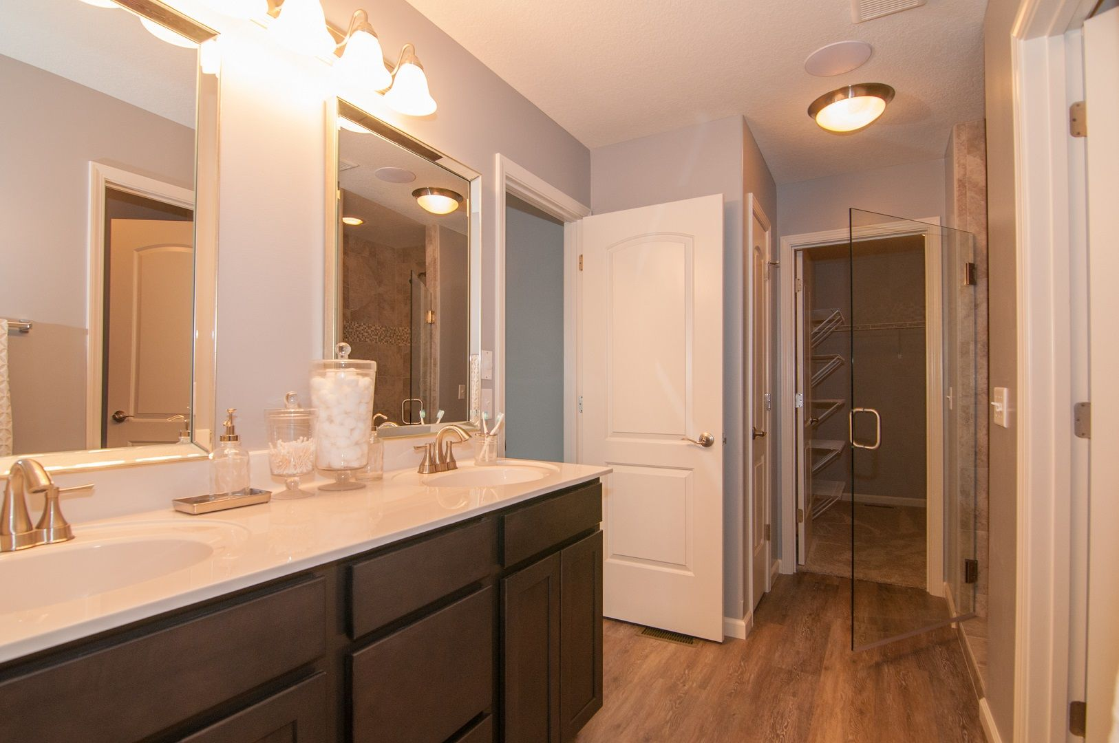 Bathroom featured in the Bristol By D.R. Horton in Fort Wayne, IN