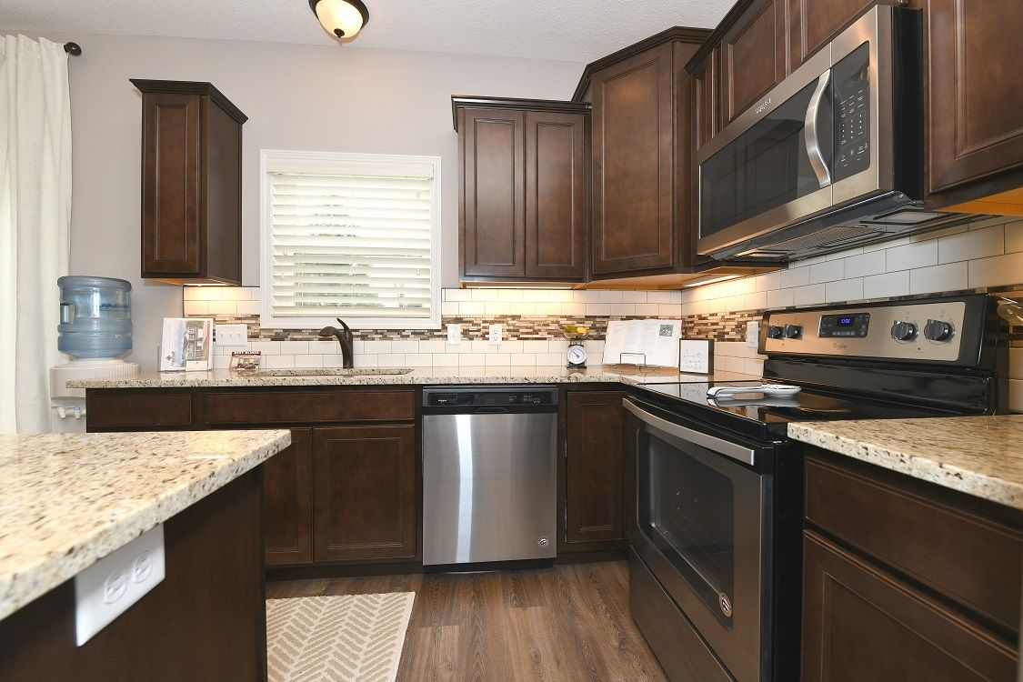 Kitchen featured in the Campton By D.R. Horton in Fort Wayne, IN