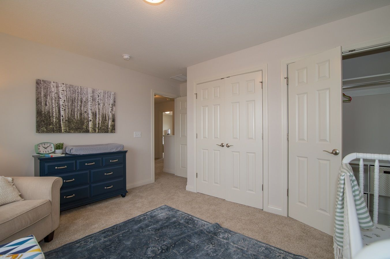 Bedroom featured in the Fairfield By D.R. Horton in Fort Wayne, IN