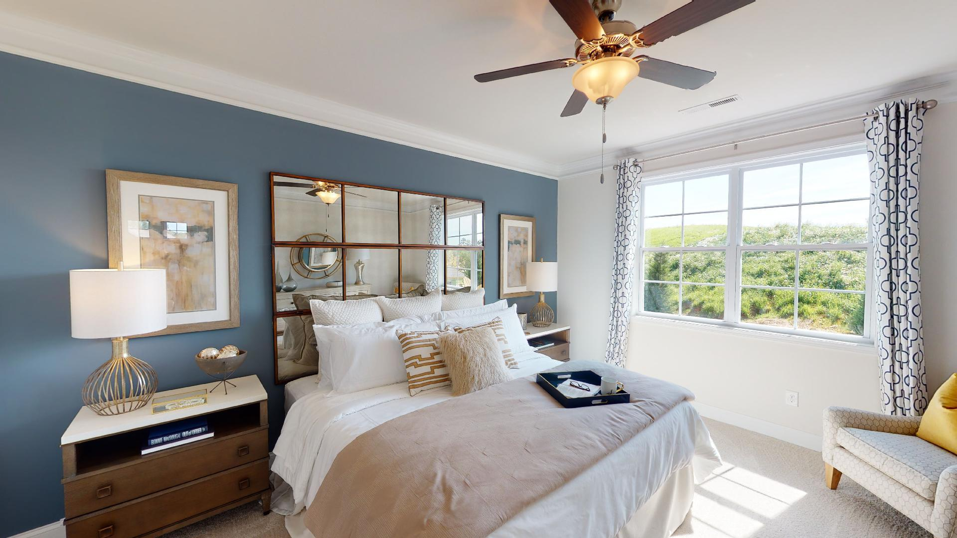 Bedroom featured in the Bristol By D.R. Horton in Hickory, NC