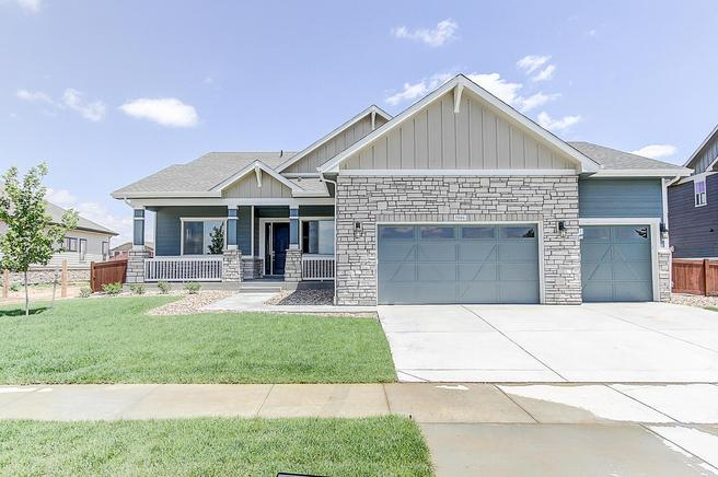 5948 RIVERBLUFF DRIVE (GRAYS PEAK)