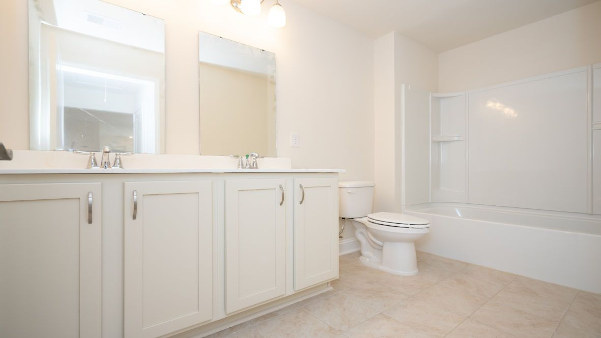 Bathroom featured in the Belfort By D.R. Horton in Wilmington, NC