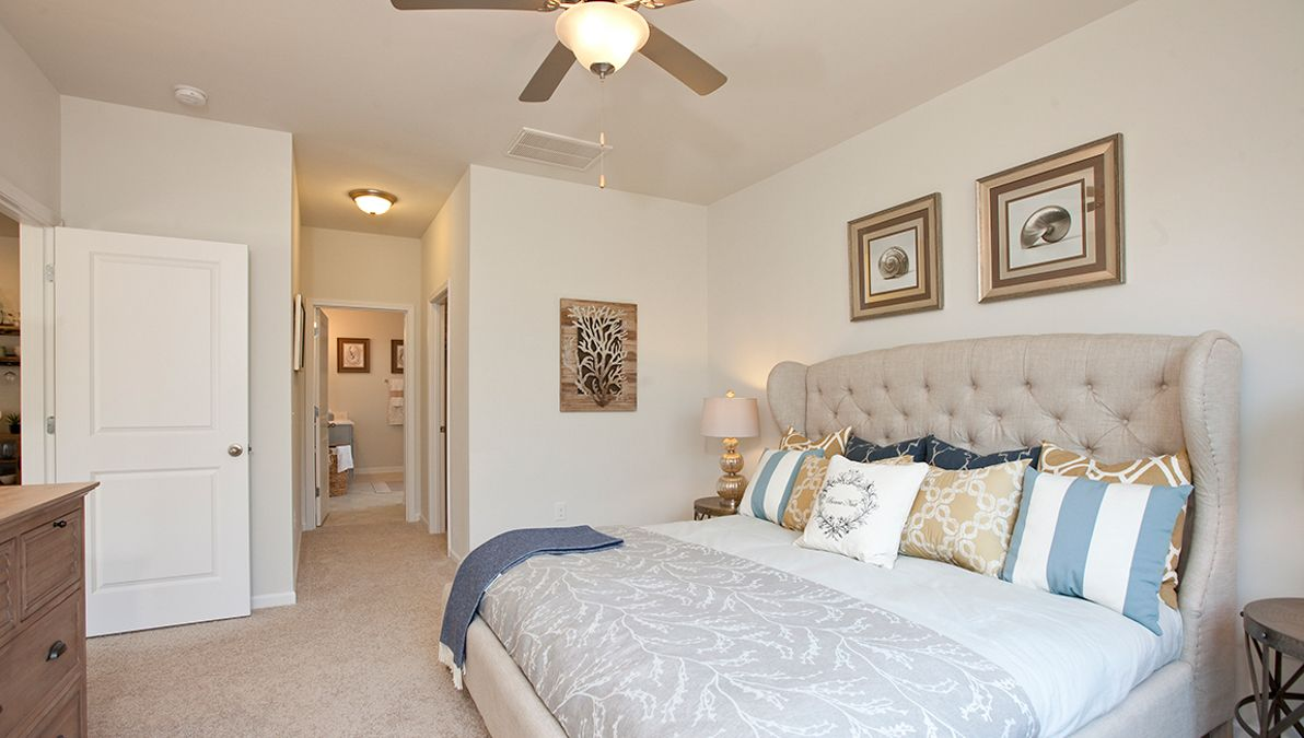 Bedroom featured in the Aria By D.R. Horton in Charleston, SC