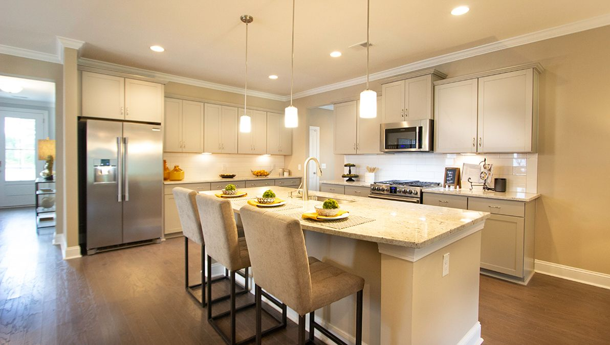 Kitchen featured in the Trivecta By D.R. Horton in Charleston, SC