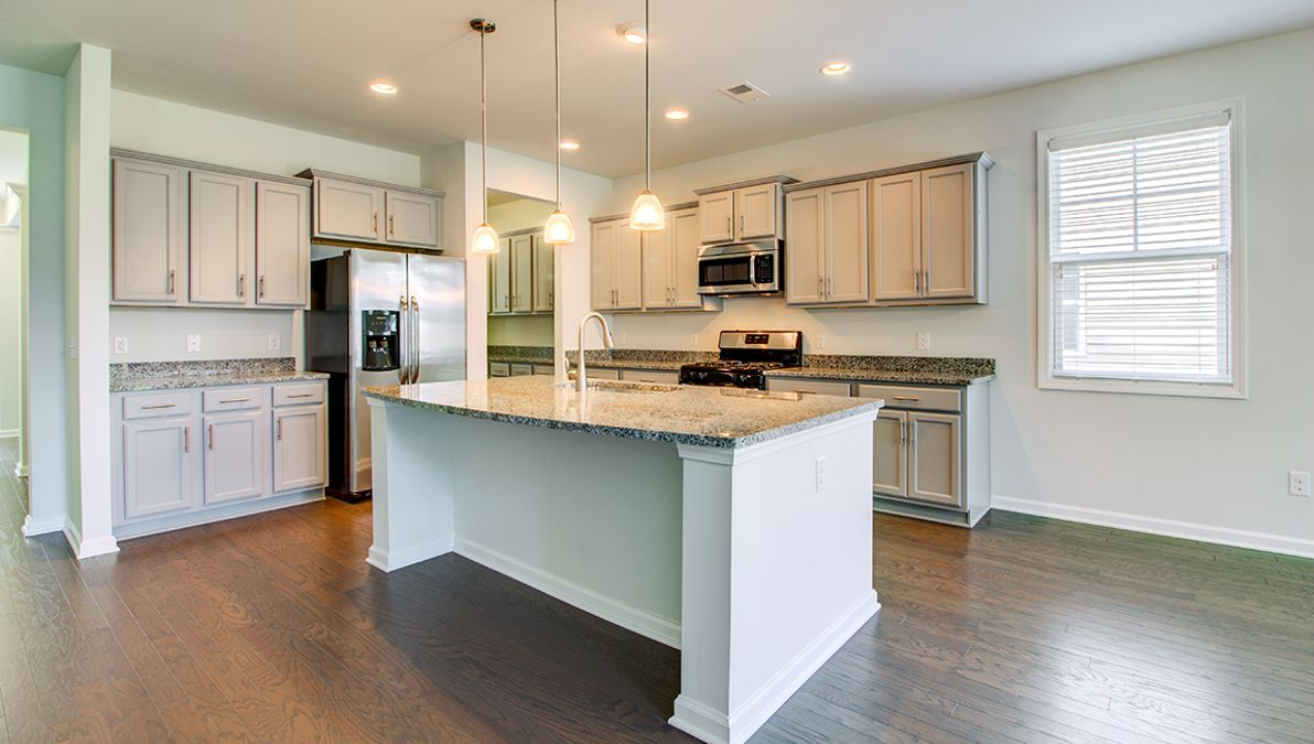 Kitchen featured in the Harbor Oak By D.R. Horton in Charleston, SC