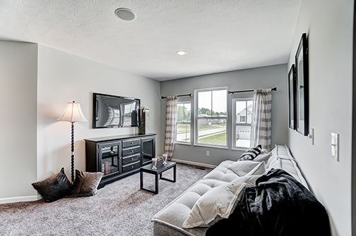 Bedroom featured in the Campton By D.R. Horton in Columbus, OH