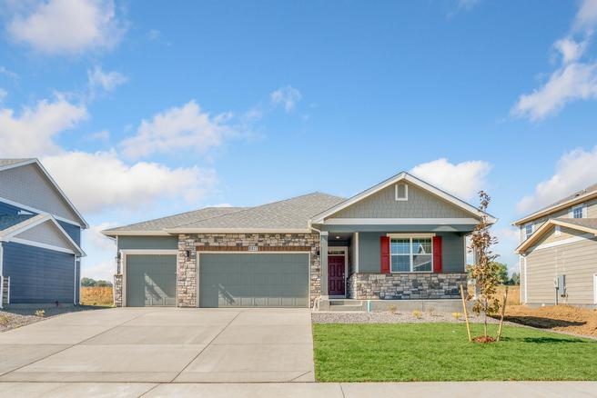 3164 SMOKY MEADOW ROAD (ORCHARD)