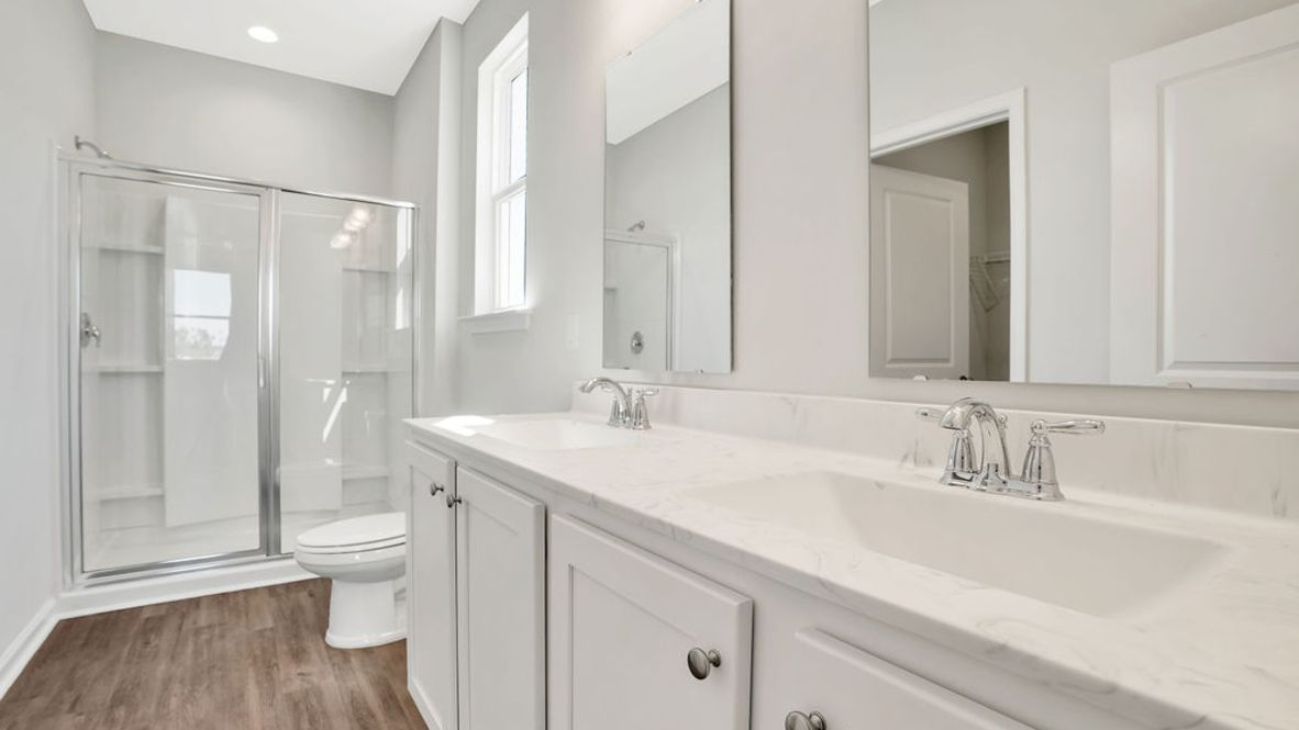 Bathroom featured in the KERRY By D.R. Horton in Wilmington, NC