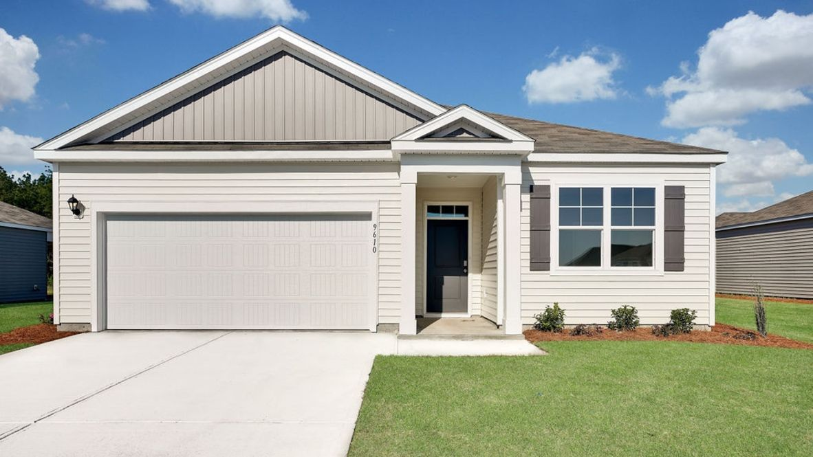 Exterior featured in the ARIA By D.R. Horton in Wilmington, NC
