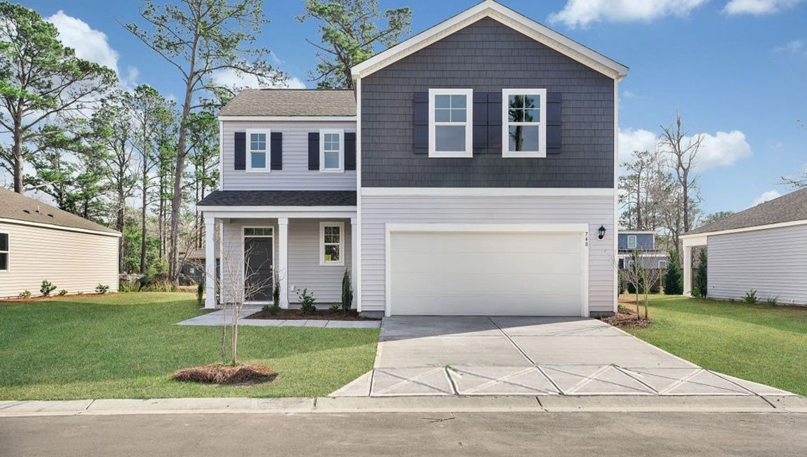 Exterior featured in the ARDEN By D.R. Horton in Wilmington, NC