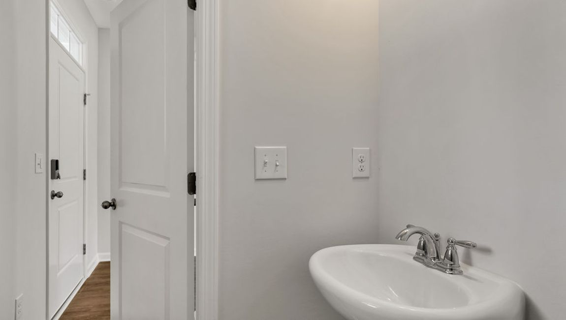 Bathroom featured in the ARDEN By D.R. Horton in Wilmington, NC