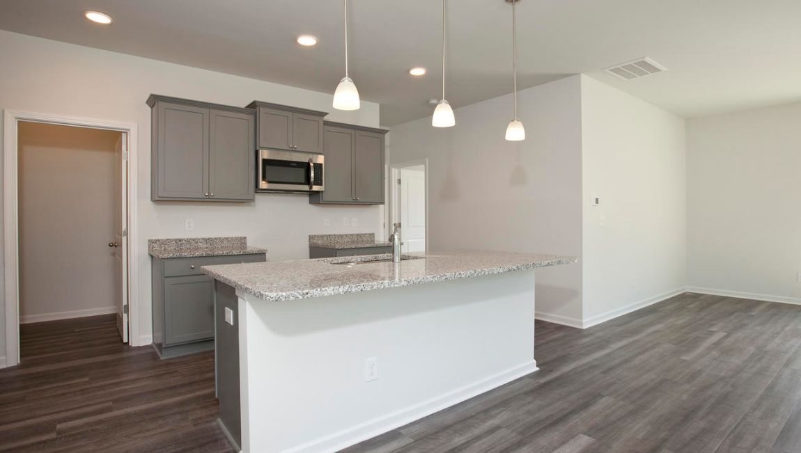 Kitchen featured in the ROBIE By D.R. Horton in Wilmington, NC