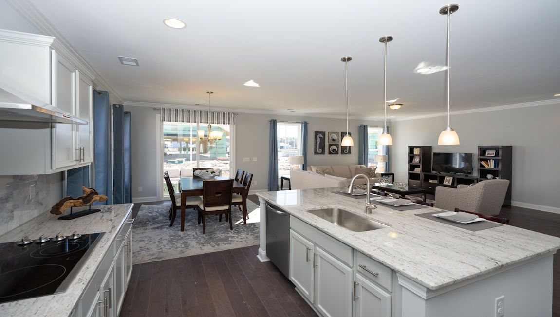 Living Area featured in the HARBOR OAK By D.R. Horton in Myrtle Beach, SC