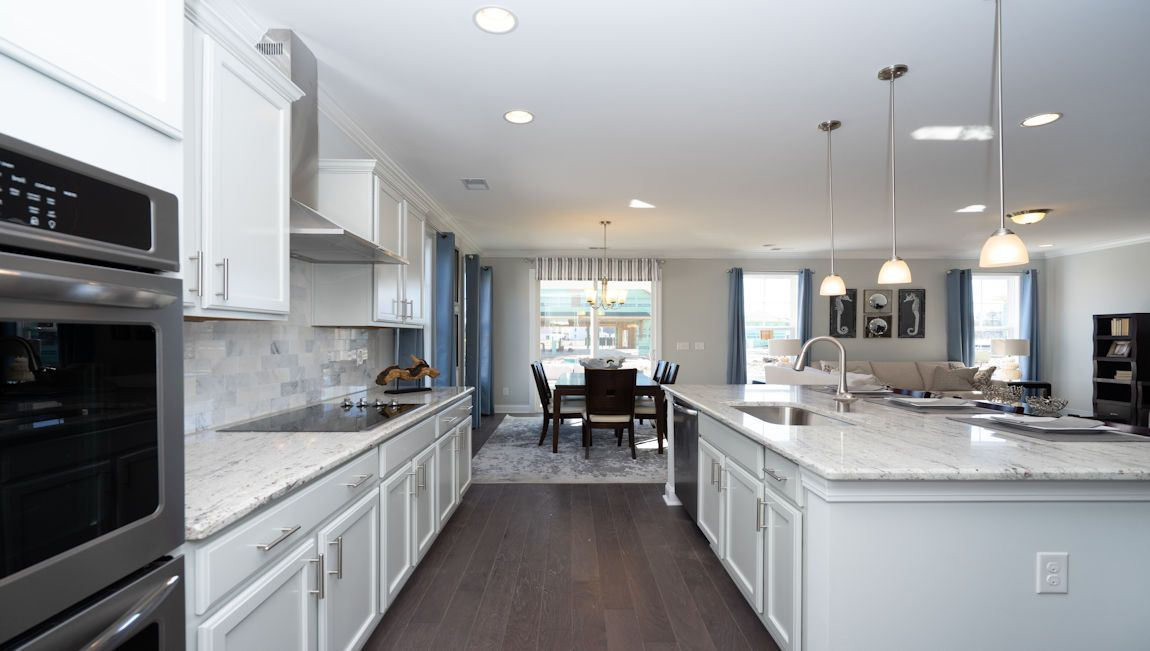 Kitchen featured in the HARBOR OAK By D.R. Horton in Myrtle Beach, SC