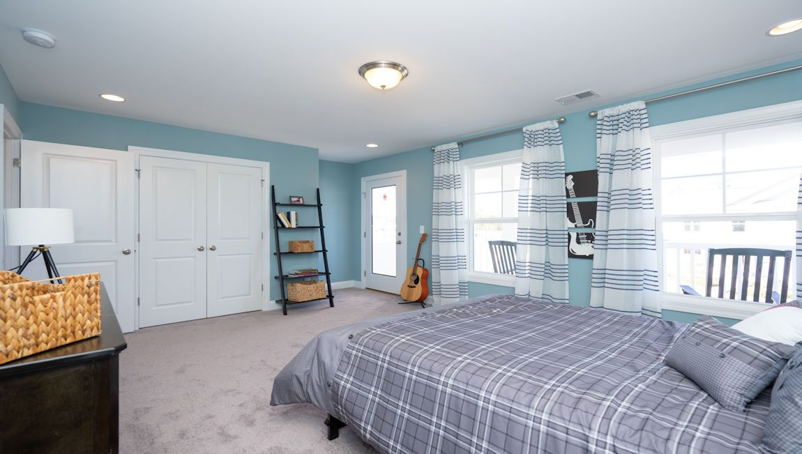 Bedroom featured in the HARBOR OAK By D.R. Horton in Myrtle Beach, SC