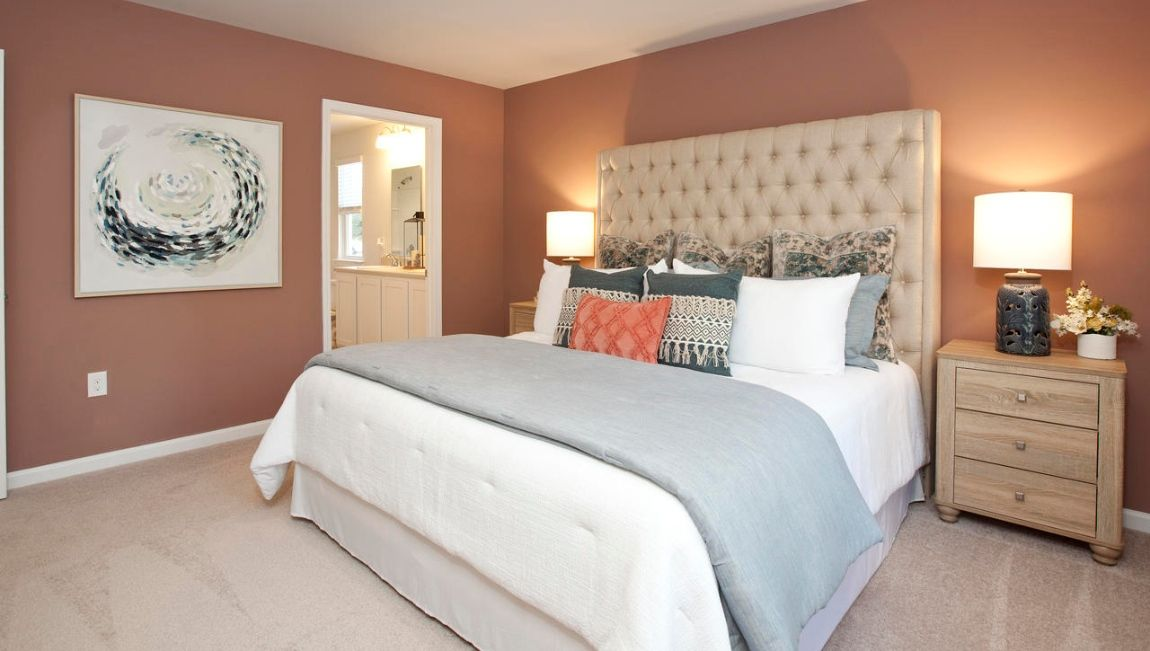 Bedroom featured in the Kerry By D.R. Horton in Jacksonville, NC