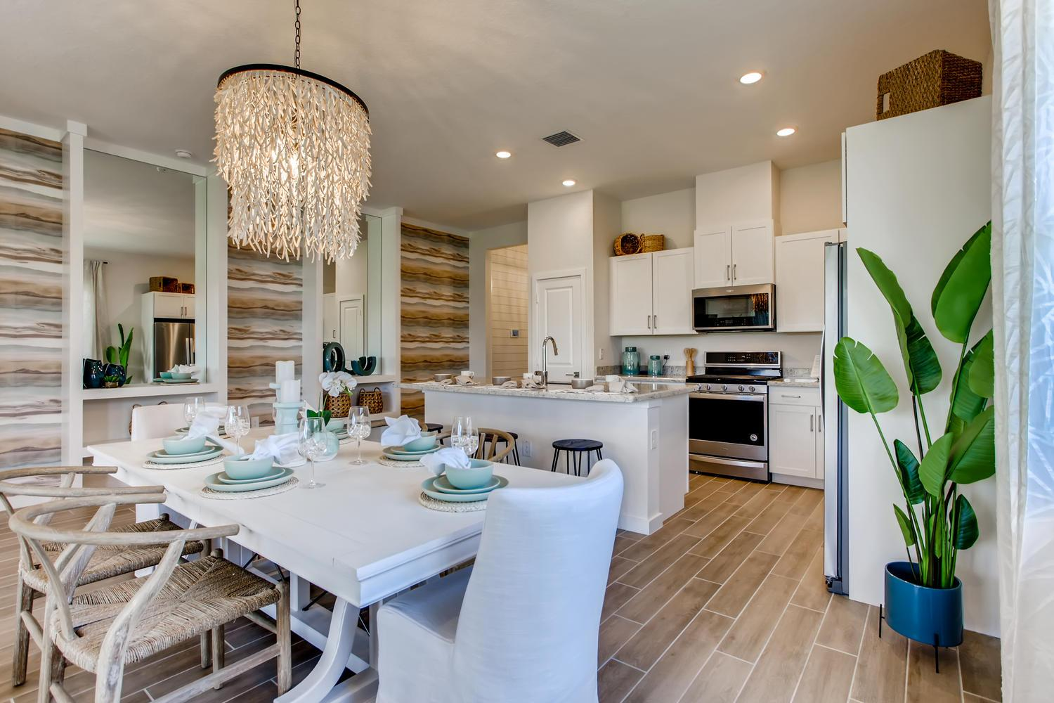 Kitchen featured in the Sydney By D.R. Horton in Palm Beach County, FL