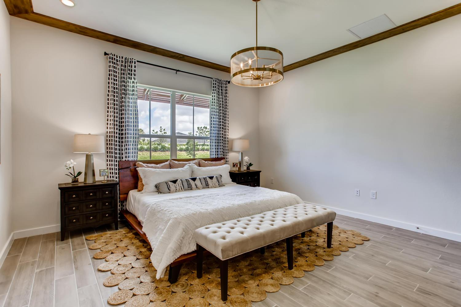 Bedroom featured in the Brisbane By D.R. Horton in Palm Beach County, FL