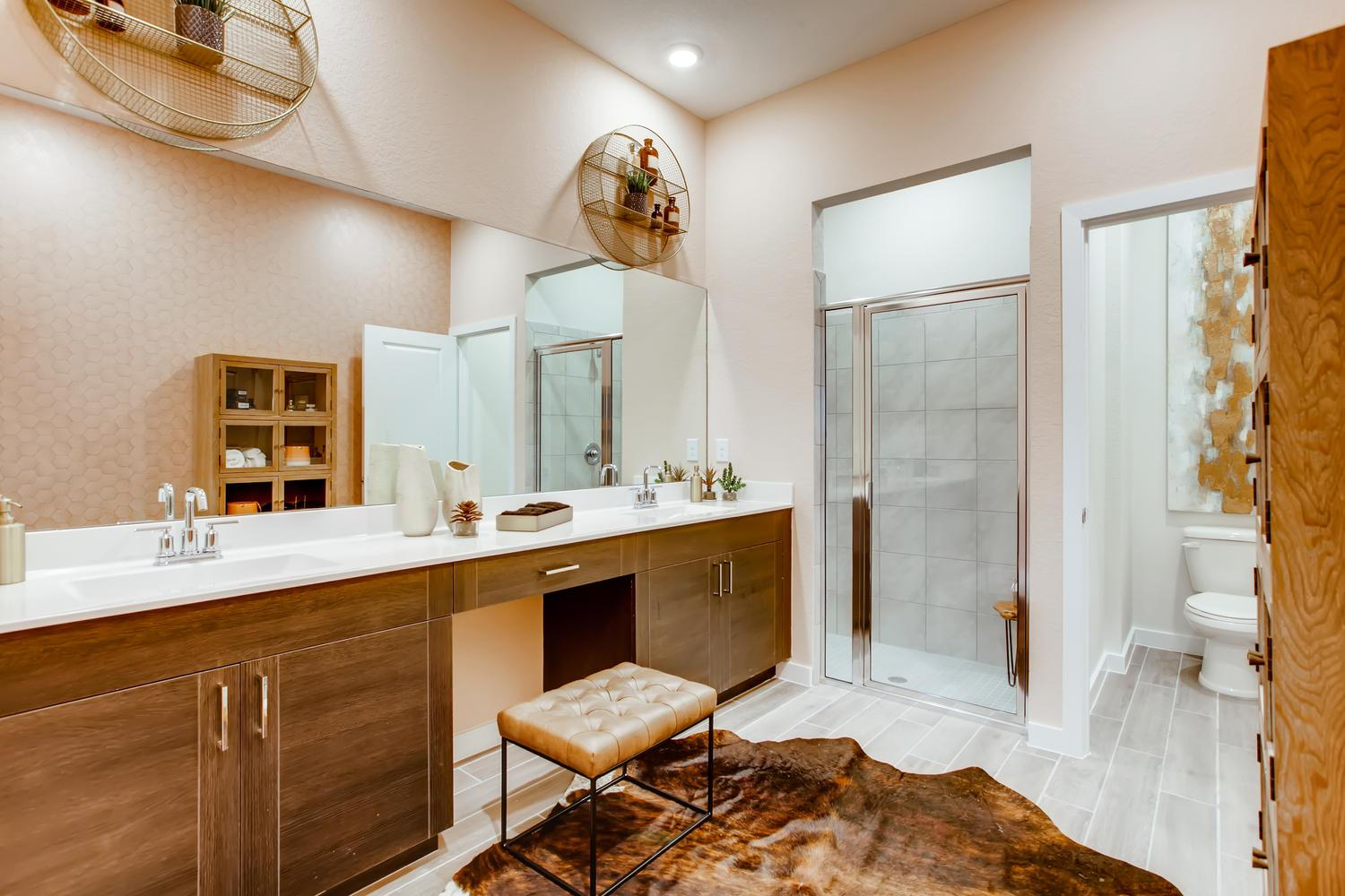 Bathroom featured in the Brisbane By D.R. Horton in Palm Beach County, FL