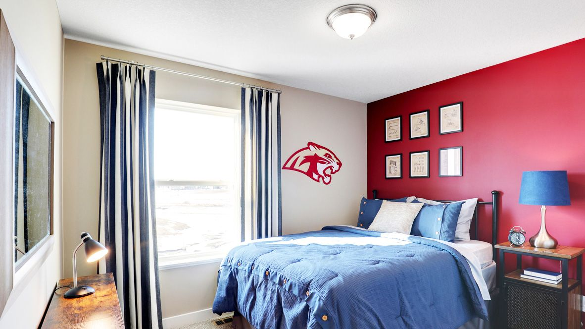 Bedroom featured in The Rushmore By D.R. Horton in Minneapolis-St. Paul, MN