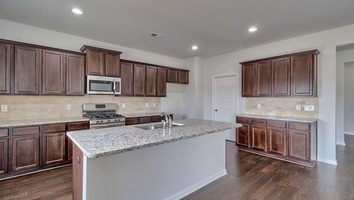 Kitchen featured in the Green By D.R. Horton in Richmond-Petersburg, VA