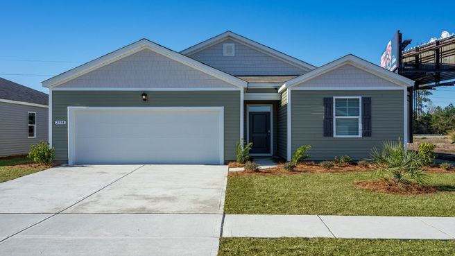 Meridian Myrtle Beach New Homes Horton
