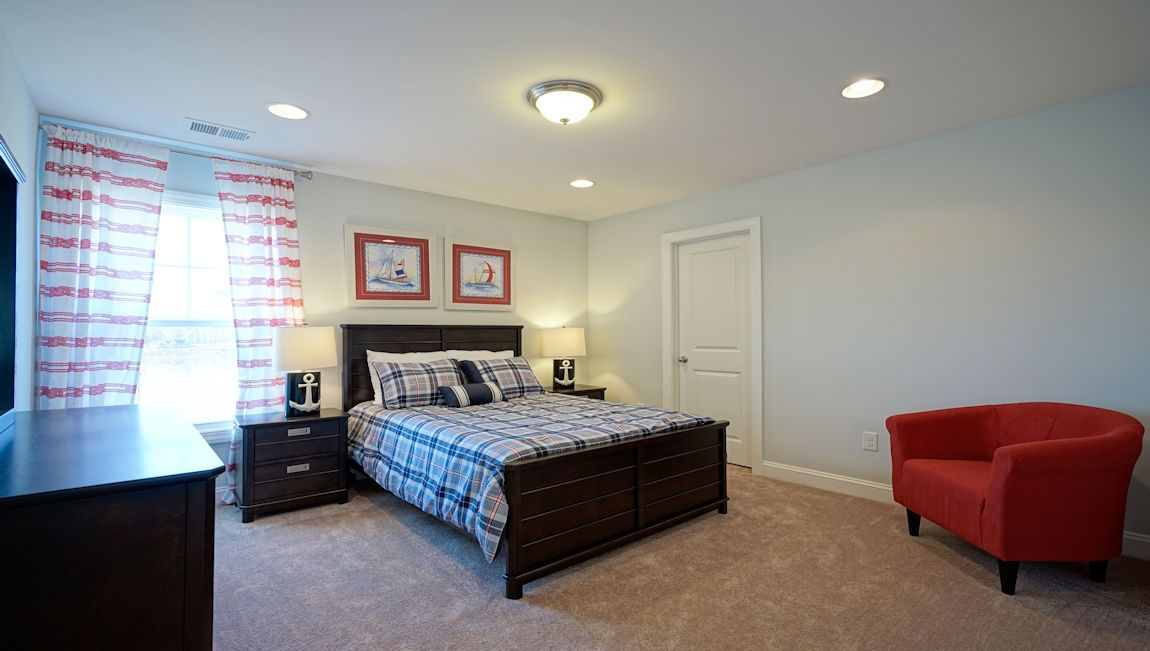 Bedroom featured in the TILLMAN By D.R. Horton in Myrtle Beach, SC