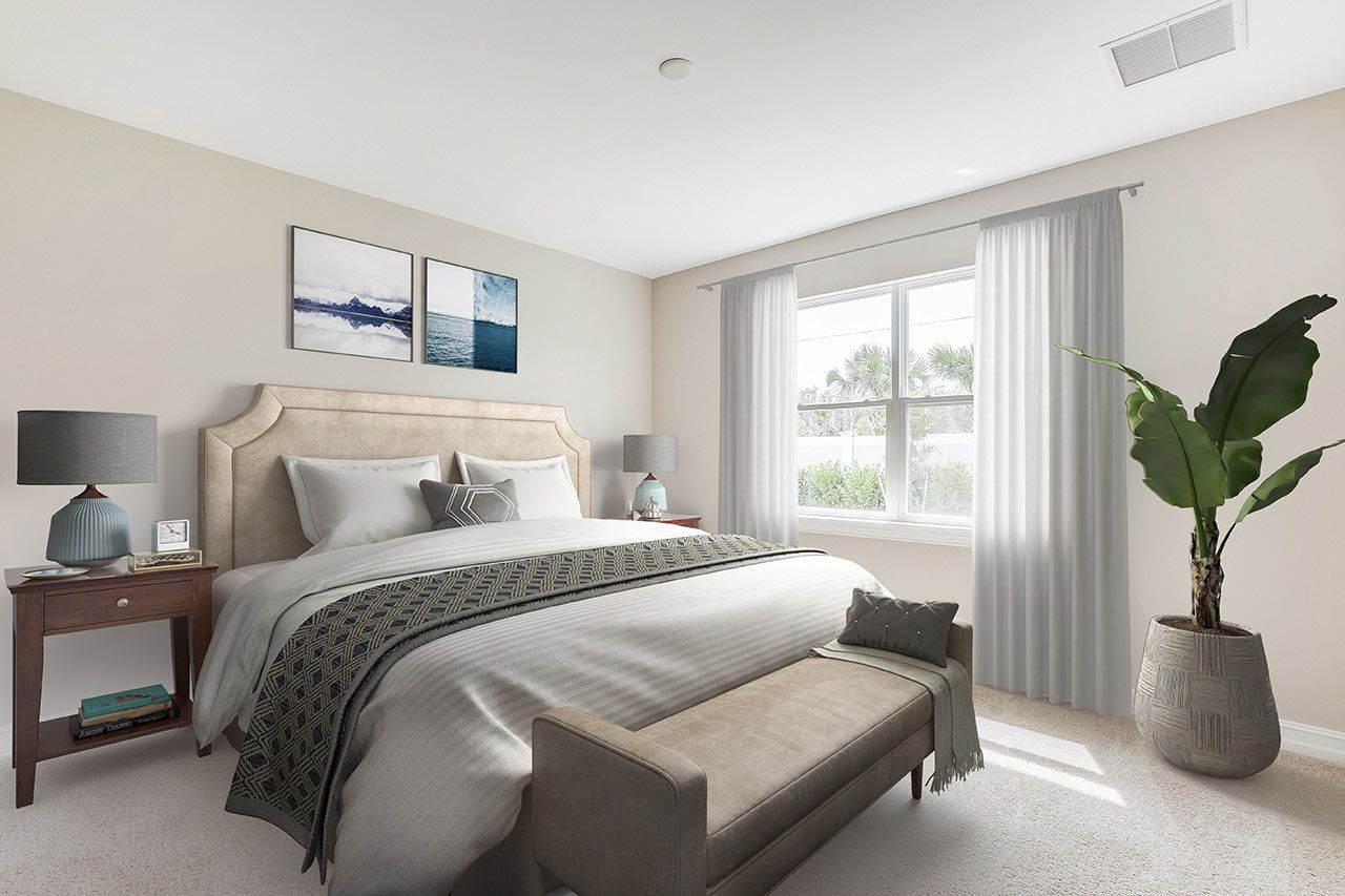 Bedroom featured in the Brighton By D.R. Horton in Fort Myers, FL