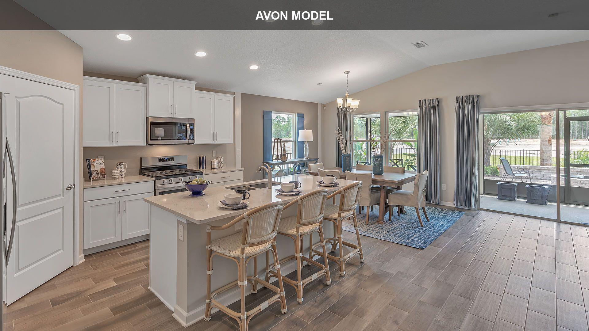 Kitchen featured in the AVON By D.R. Horton in Jacksonville-St. Augustine, FL