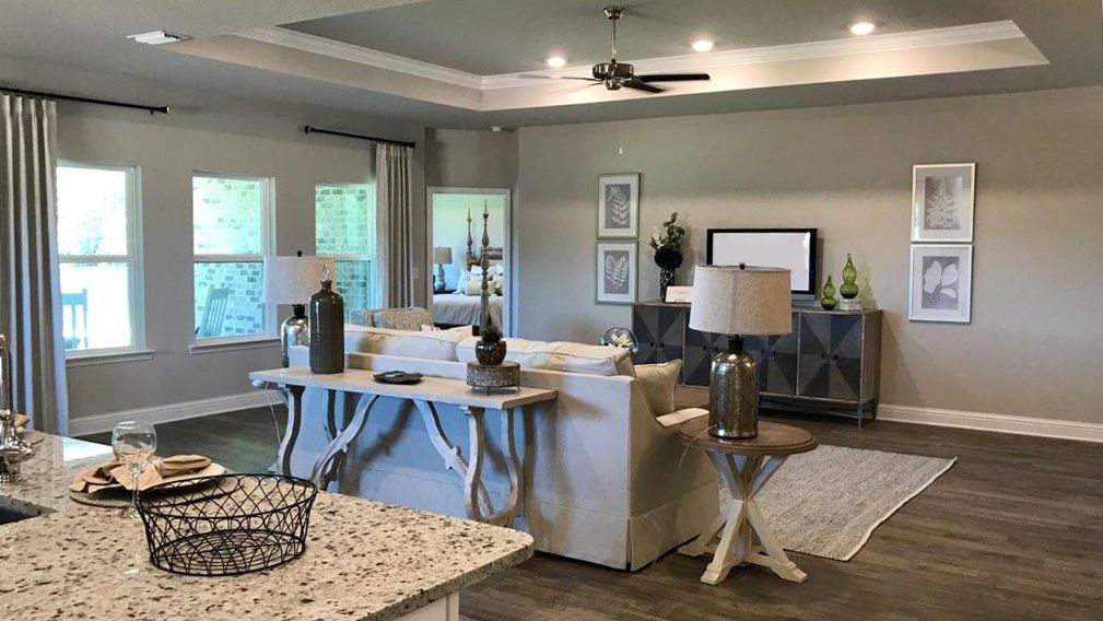 Living Area featured in The Destin By D.R. Horton in Mobile, AL