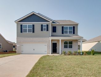 Griffith Park Murfreesboro New Homes Horton