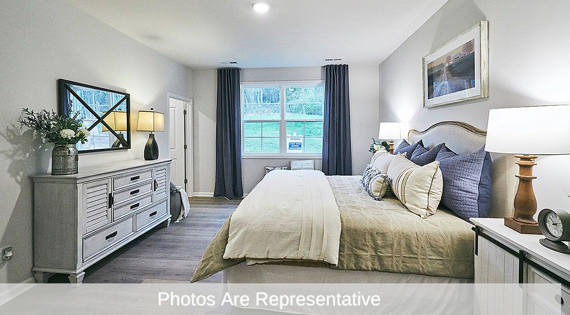 Bedroom featured in the Clifton By D.R. Horton in Raleigh-Durham-Chapel Hill, NC